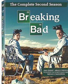 #Breaking bad complete series 2 dvd brand new and #sealed #season uk release,  View more on the LINK: 	http://www.zeppy.io/product/gb/2/252552751116/