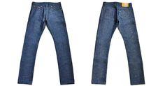 Sage's 13oz. Light Indigo Rover Denim Jeans Have Got Their Slub Sideways - http://hddls.co/2pX56lP