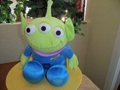 Large Disney Store Toy Story MC Alien Plush Stuffed Animal | eBay
