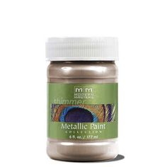 <p>Unique, Water Base, Non-Tarnishing Colors Real metal particles, pearlescent pigments and traditional color pigments are uniquely combined to create a palette of beautiful, non-tarnishing, shimmering colors. If an aged metal finish is desired, use Metal Effects.</p> <p>Colors in the Metallic...