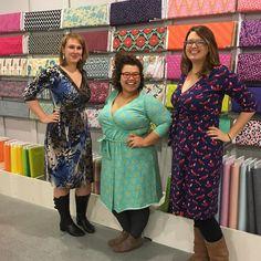 Your Cashmerette Makes: We love your Cashmerette Appleton dresses!