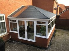 Warm Roof, Shed, Outdoor Structures, Barns, Sheds