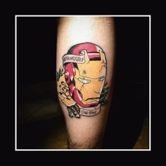 Nothing Gold Can Stay... #ZEROSEI #tattoo #splendidtattoos #colortattoos #tattoo #tattoos #tattooart #art #artist #tattooer #tattooist #ironmantattoo #ironman #Gabriele #Perroni