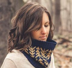 Need a quick-knit gift that they'll absolutely love? Say hello to the Lodgepole Cowl Kit! You'll receive a pattern and supremely soft Cloudborn Superwash Merino Worsted Twist to create this simple ...