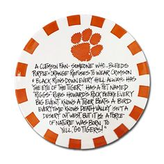 Tiger Sports Shop is Clemson's best source for Tigers tailgate accessories, collections, and clothes for men, women, and kids. Clemson Football, Clemson Tigers, Football Season, Tiger Love, I School, Orange And Purple, Fan, Southern Proper, Southern Belle