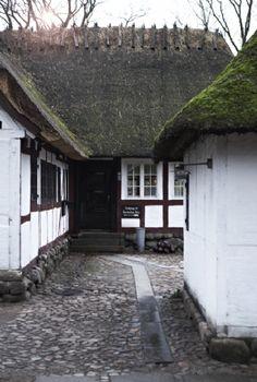 Danish old farm
