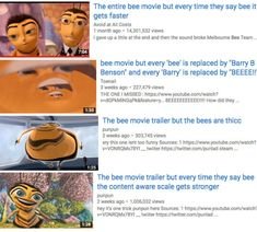 7 Best Bee Movie Memes Images Bee Movie Memes Bee Movie Movie