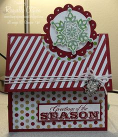nice card...you need to be a Stampin' Up demonstrator to view it
