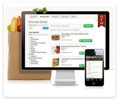 Ziplist is a free online recipe box which syncs to your phone through a free mobile app. You can store your favorite recipes and access them whenever you want, wherever you want!  ZipList allows you to simply push one button to save online recipes and create shopping lists instantly. It makes creating meal plans, finding recipes, preparing a grocery list, and actually shopping so much easier.
