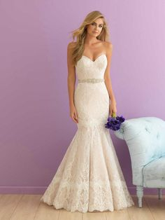 Allure Romance Bridal Gown Style - 2916