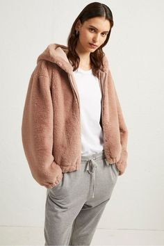 8100eefa10d5 Faux Fur Hooded Jacket - The Perfect Style Faux Fur Hooded Jackets for Women  -