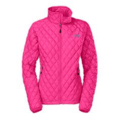 The North Face, Women's Thermoball Full Zip Jacket, Passion Pink