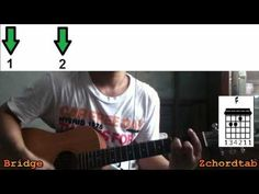 Stay Chords - Rihanna Guitar Chords   Tune First a little more  :) Cool Chords!