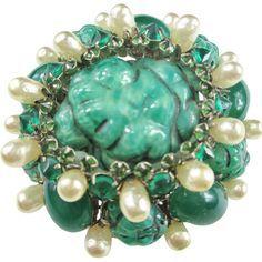 schreiner vintage costume jewelry - Cerca con Google
