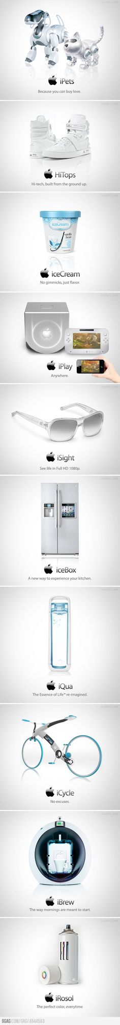 10 Possible Future Apple Products