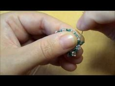 "DIY orecchini ""Scintilla"" - Earrings "" Spark"" - YouTube"