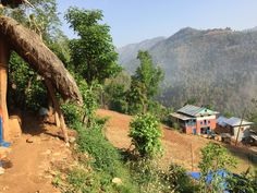 It my beautiful village Ruru Gulmi Tharobato Nepal Yam subedi 😘😘😘🏘