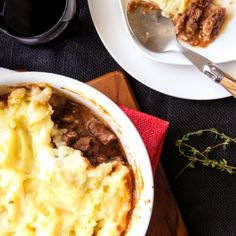 skinnymixer's Beef & Guinness Pie Filling