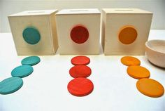 Handmade Montessori Materials and DIY Inspiration