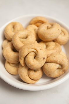 NYT Cooking: Packaged taralli, available at Italian and gourmet markets, are usually as dry and bland as wood chips. That's why making your own is so satisfying. These melting little rounds are rich with olive oil and fiery with black pepper — more black pepper than seems possible, or reasonable.If your palate really can't handle heat, use half the amount in the recipe. But if ...