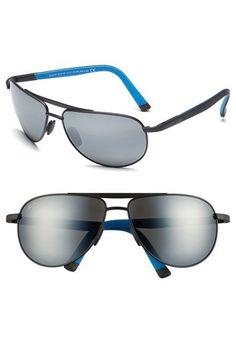 40b742f46ff Maui Jim  Leeward Coast - PolarizedPlus®2  61mm Sunglasses available at   Nordstrom