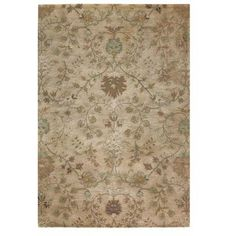 Home Decorators Collection Baroness Beige 3 ft. x 5 ft. Area Rug - 0255610420 - The Home Depot