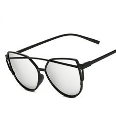 0d11770e012a8 Sunglasses Cat Eye Sunglasses Women Oval Glasses Retro Female Sun Glasses  Luxury Fashion Women Eyeglasses oculos feminino-in Sunglasses from Women s  ...