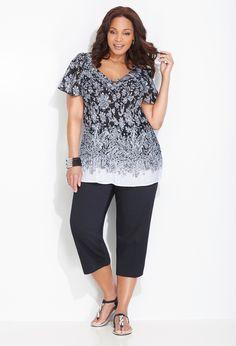 plus size fashion for 40 plus - Google Search