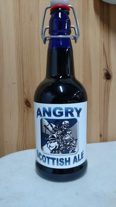Angry Scottish Ale