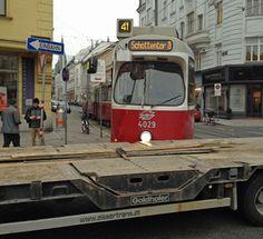 Tram collision in Währing, Vienna Vienna, Trains, 18th, Photography, Truck, Fotografia, Fotografie, Photo Shoot, Photograph