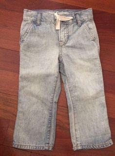 babyGap Boys' Denim Trouser Size 18-24 Months   | eBay
