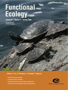 Публикации в журналах, наукометрической базы Scopus  Functional Ecology #Functional #Ecology #Journals #публикация, #журнал, #публикациявжурнале #globalpublication #publication #статья