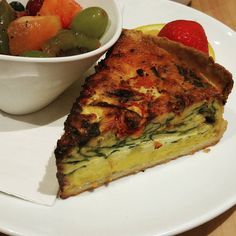 Quiche of the Day So Creamy, Fluffy and Rich Avocado Toast, Quiche, Breakfast, Food, Morning Coffee, Meal, Essen, Quiches, Hoods