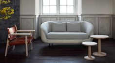 all of it // scandinavian, couch, table, chair, design, interior, living room