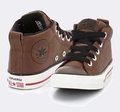 Ctas Street Leather Converse