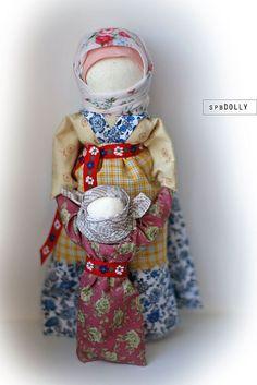 Купить Мамочка - ты мое солнышко! Кукла-ведучка. Кукла народная. - кукла-ведучка