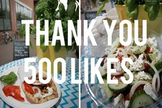 Thank you! 500 likes!