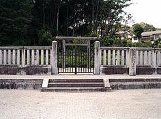 la tomba dell'imperatore Go-Ichijō a Kioto