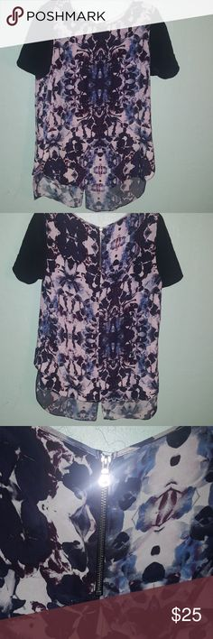 Rebecca Taylor blouse Exelent codition very nice blouse size 4🍨 fits like medium size :)🍦 Rebecca Taylor Tops Blouses