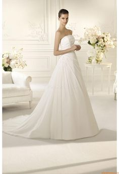 Wedding Dresses White One Teresa 2013