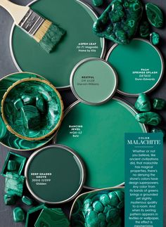 """""""Color Malachite"""" from Better Homes and Gardens, November Read it on the Texture app-unlimited access to top magazines. Better Homes And Gardens, Behr Colors, Colours, Room Colors, House Colors, Unique Garden, Paint Colors For Home, Teal Paint Colors, Magnolia Homes"""