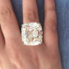 41 carat diamond  #christiesjewels
