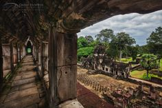 500px / Khmer Baphuon by Drew Hopper