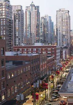 Vancouver, Canada. A Beautiful City. #concretejungle #vancouver http://www.pinterest.com/TheHitman14/concrete-jungle-%2B/