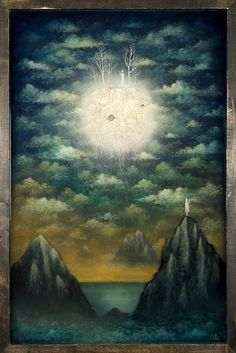 The Passing of Kindred Spirits   by andy kehoe