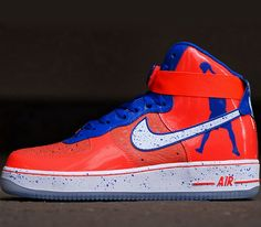 Boys' Air Force 1 Shoes. Nike SG.