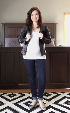 Skies are Blue Terese Quilted Faux Leather Jacket   @stitchfix #stitchfix   www.cottentales.com