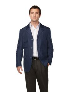 Mens 3 Button Blazer with 600mm (100 polyester). Tri mountain J2996 #Blazer #Polyester #Formal