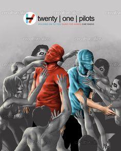 twenty one pilots on CreativeAllies.com