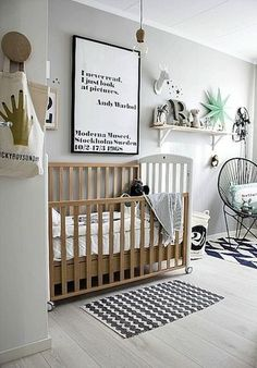 This Wonderfully 'Wild' Nursery Has Some Surprises in Store for Baby | The Stir